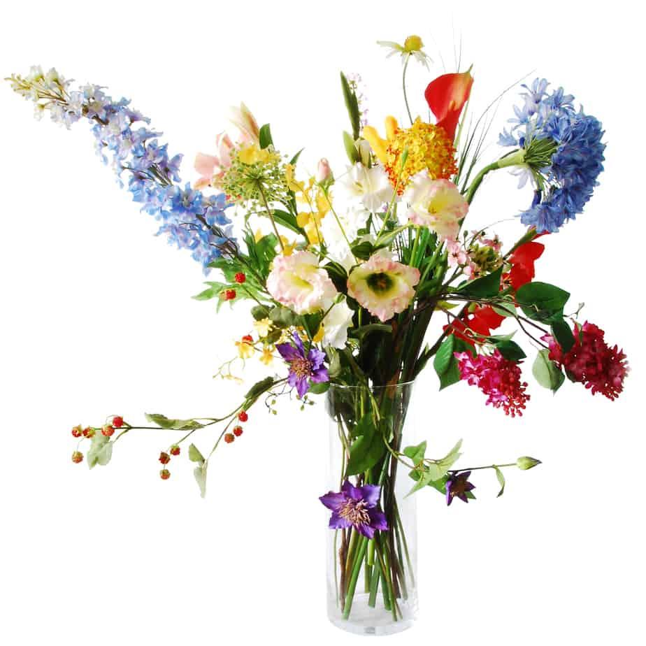 Silk Flower Subscription Extra Large Bouquet Flowerdutchess