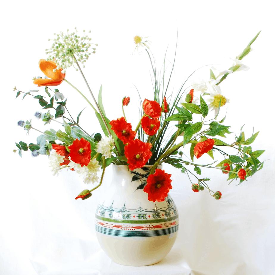Silk Flower Subscription Large Bouquet Flowerdutchess